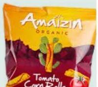 Tomato Corn Rolls von Amaizin