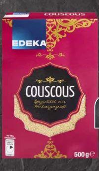 Couscous von Edeka
