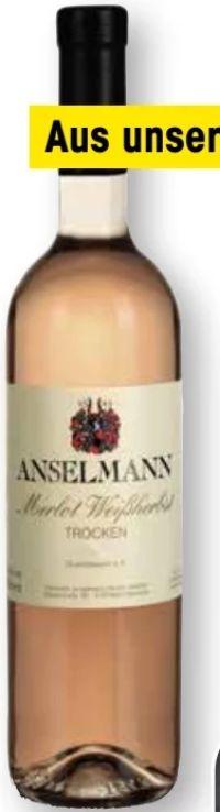 Merlot Weißherbst von Anselmann
