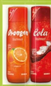 Getränkesirup von Gut & Günstig