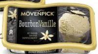 EisCreationen Bourbon Vanille von Mövenpick