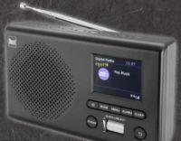 Portables Digitalradio/ UKW-Radio MCR4 von Dual