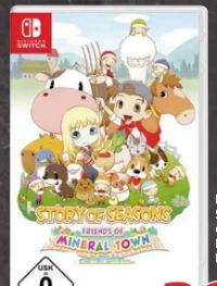 Story Of Seasons Friends Of Mineral Town von Nintendo Switch