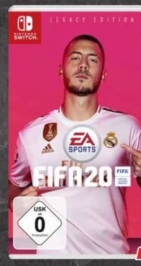 FIFA 20 Legacy Edition von Nintendo Switch
