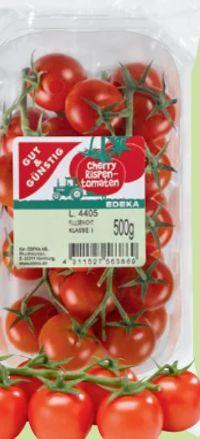 Cherry-Rispentomaten von Gut & Günstig
