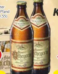 Bier von Kloster Scheyern