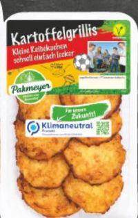 Kartoffelgrillis von Pahmeyer