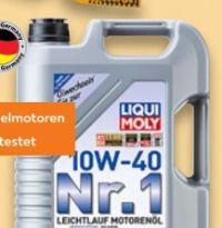Leichtlauf Motorenöl Nr. 1 10W40 von Liqui Moly