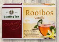 Rooibos Tee von Bünting Tee