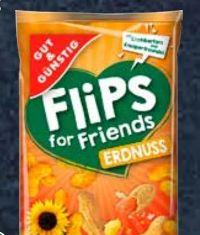 Erdnuss-Flips von Gut & Günstig
