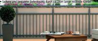 Balkonsichtschutz von Hecht