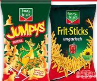 Knuspersnack von Funny Frisch