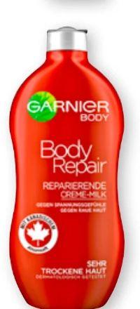 Urea Creme-Milk von Garnier Body