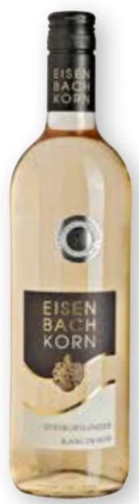 Spätburgunder Blanc de Noir von Weingut Eisenbach Korn