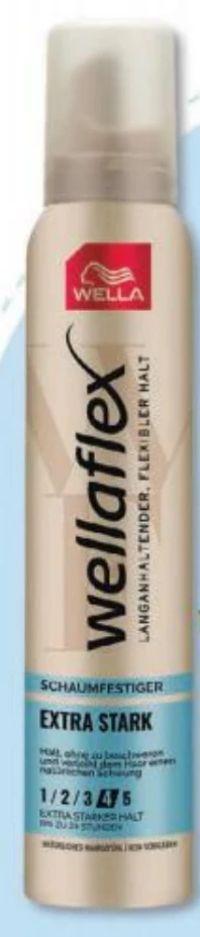Wellaflex Schaumfestiger von Wella