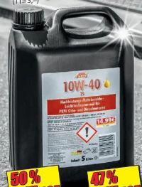 SAE 10W- 40 Motorenöl von Carfit