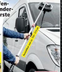 Seifenspender-Waschbürste von Diamond Car