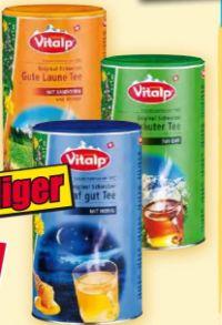 Schweizer Tee von Vitalp