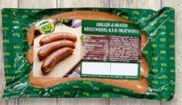 Röstzwiebel-Käse-Bratwurst von Höll