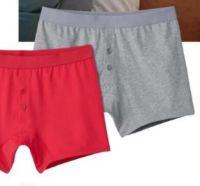 Herren 2 Jersey-Boxershorts von Tchibo