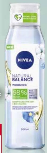 Natural Balance Body Milk von Nivea