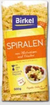No.1 Frischei Nudeln von Birkel