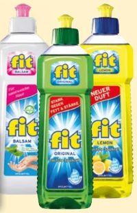 Handgeschirrspülmittel von Fit