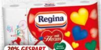 Mit Herzen Küchenrolle von Regina