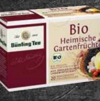 Bio Tee von Bünting Tee