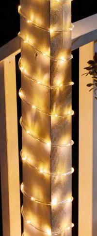 LED-Lichterschlauch von Casa Deco