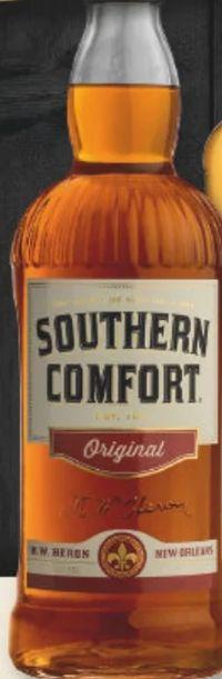 Original Likör von Southern Comfort