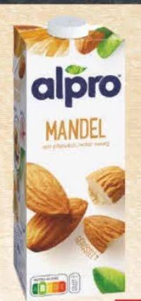 Mandeldrink von Alpro