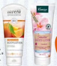 Bio Bodymilk von Lavera Naturkosmetik