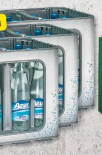 Mineralwasser von Azur