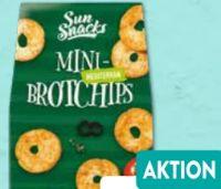 Mini Brotchips von Sun Snacks