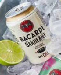 Mixgetränk von Bacardi