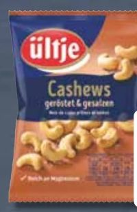 Cashews von Ültje