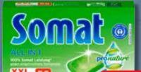 Pro nature All-in-1-Geschirrreiniger-Tabs von Somat