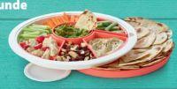Snack-Runde von Tupperware