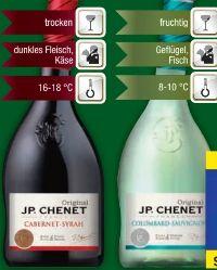 Weine von J.P. Chenet