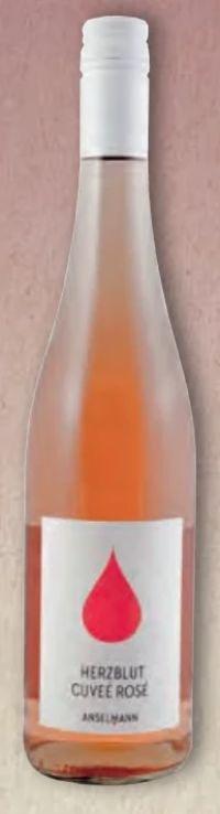 Cuvée Herzblut Rosé von Anselmann