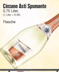 Asti Spumante von Cinzano