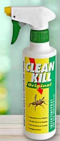 Insektenabwehrspray von Clean Kill