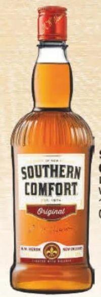Whiskey Liqueur von Southern Comfort