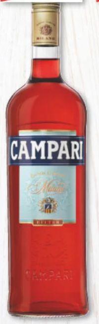 Aperitif von Campari