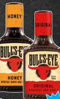 BBQ Saucen von Bull's  Eye