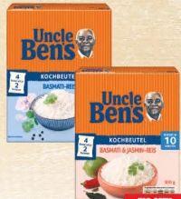 Reis Spezialität von Uncle Ben's