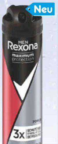 Maximum Protection Deospray von Rexona