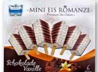 Mini Eis Romanze Schokolade Vanille von Cristallo