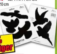 Vogelfrei-Silhouetten von Gardigo